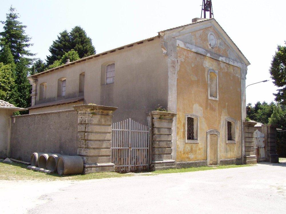 Ferdinandea, residenza estiva di Re Borbone
